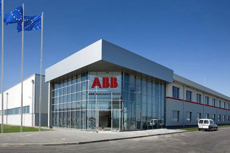 Abb factori in Rakovski industrial zone