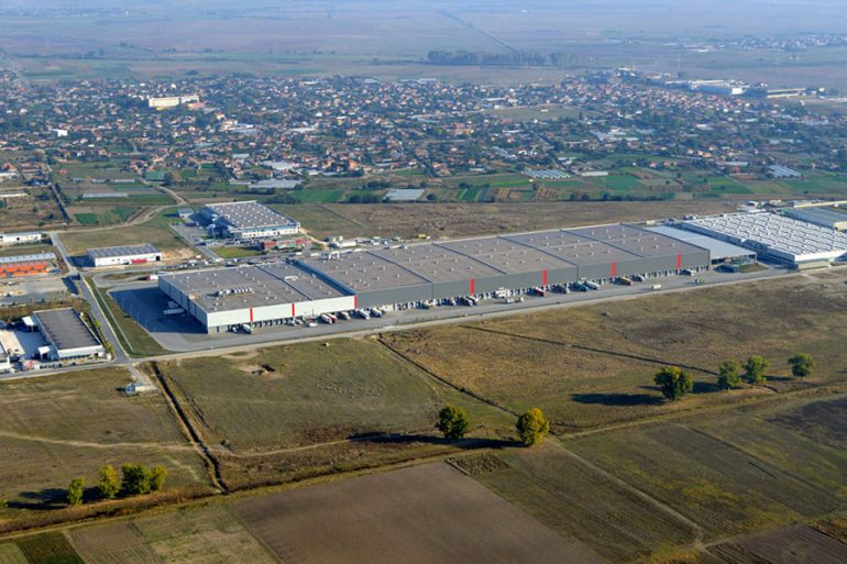 kaufland in rakovski industrial zone