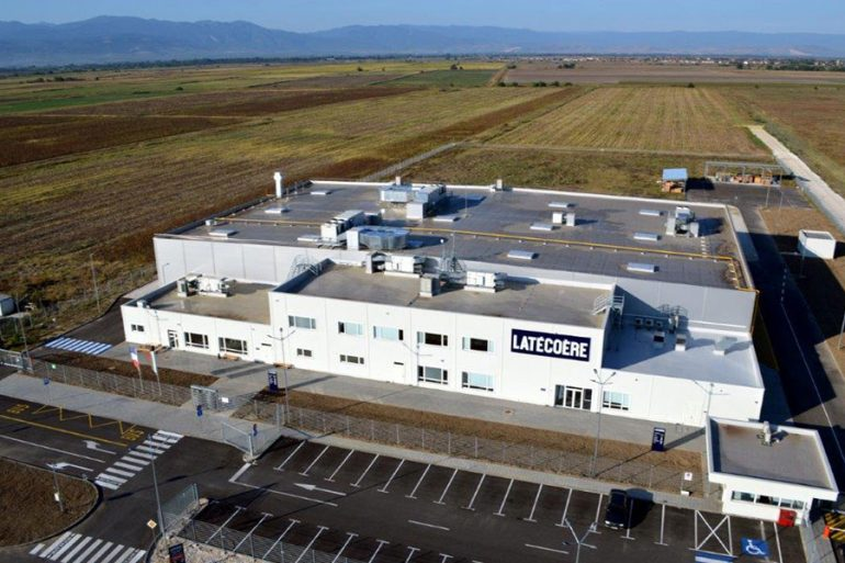 "Latecoere factory in Commercial and Industrial Zone ""Maritza"", Trakia Economic Zone, Plovdiv, Bulgaria"