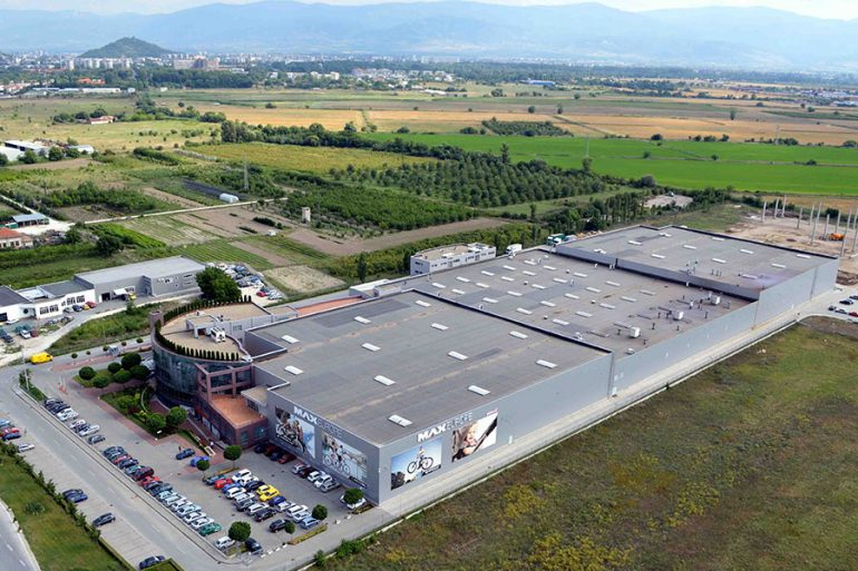 "Maxcom in Commercial and Industrial Zone ""Maritza"" , Trakia Economic Zone, Plovdiv, Bulgaria"
