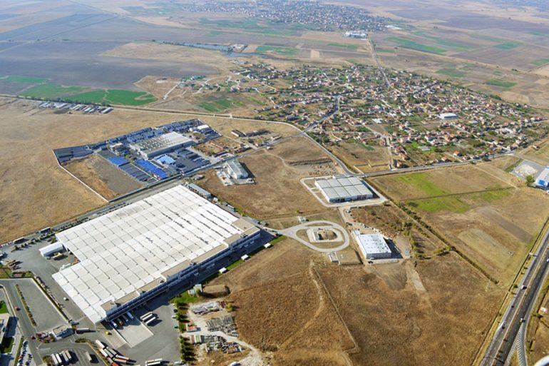 "Part of Trakia Economic Zone - Commercial and Industrial Zone ""Maritza"""