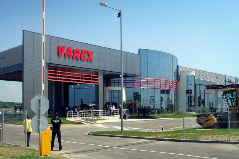 Varex in Industrial zone Innovation, Trakia Economic zone