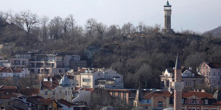 Plovdiv-town