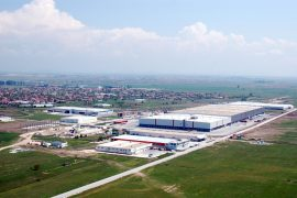 Industrial zone Rakovski