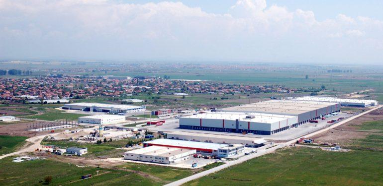 Industrial zone Rakovski