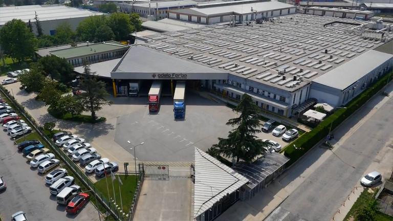Odelo Farba завод за фарове в Пловдив
