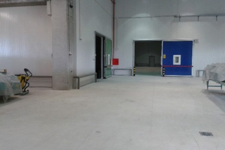 "Refrigerated and storage facility in Industrial Zone ""Rakovski"", Trakia Economic Zone, Plovdiv"