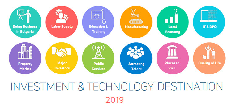 Plovdiv investment and technology destination 2019