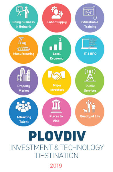 Plovdiv investment and technological destination 2019