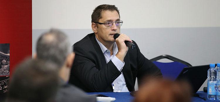 Йосиф Леви участник в Международна технологична конференция в Хисаря, организирана от фирмите Хайкад Инфотех и Дасо Системс /Dassault Systemes/, съвместно с Аутомотив Клъстер България
